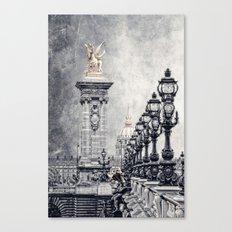 Paris pompous Canvas Print