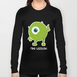 Mike W Long Sleeve T-shirt