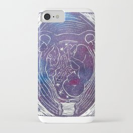 Womb iPhone Case