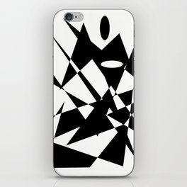 Office Chaos iPhone Skin