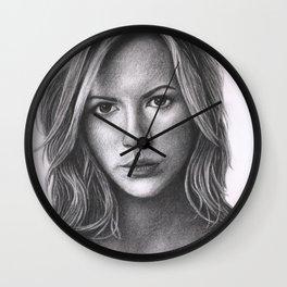 Kate Beckinsale Wall Clock