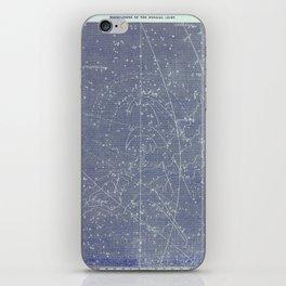 Antique Zodiac Constellation Milky Way Pegasus Print, 2 of 3 iPhone Skin