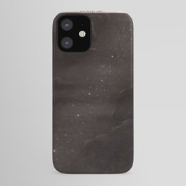 """The Milky Way from Thomas Wright's """"An Original Theory or New Hypothesis of the Universe,"""" 1750 iPhone Case"""