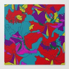 summers grace #2 Tropical Canvas Print