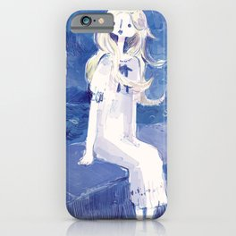 when marnie was there (studio ghibli) iPhone Case