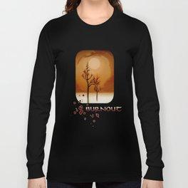 Burnout Long Sleeve T-shirt