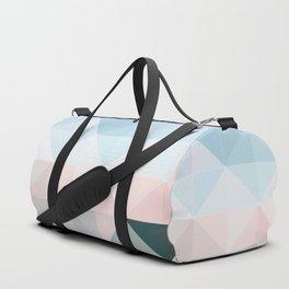 Apex geometric Duffle Bag