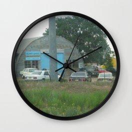 Mozarts_Garage Wall Clock