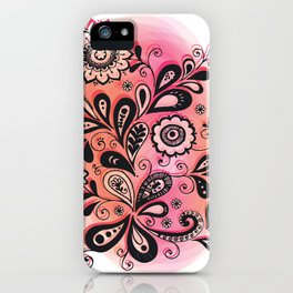 DreamGarden iPhone Case