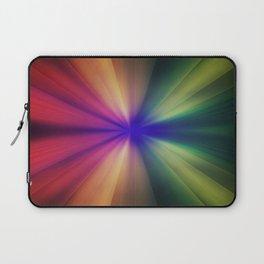 Spectral Flash Laptop Sleeve