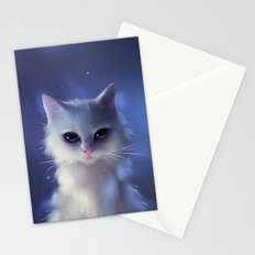 Yang Aura Stationery Cards