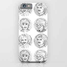The Golden Girls iPhone Case