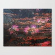 A Smoky Mountain Dream Canvas Print