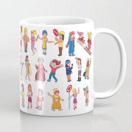 Women March Coffee Mug