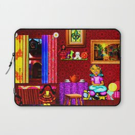 Growing up in New Orleans Laptop Sleeve