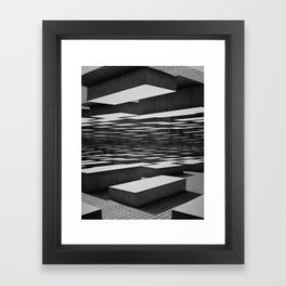 berlin'17 II Framed Art Print