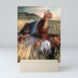 WTFOCK // Sander & Robbe Mini Art Print