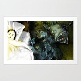 Hatchling Art Print
