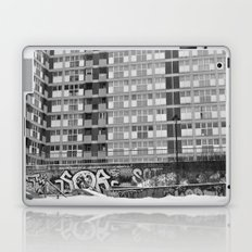 Brussels looking like east Berlin Laptop & iPad Skin