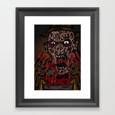 Keep Dreamin' Krueger Framed Art Print
