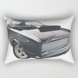 sports car Rectangular Pillow