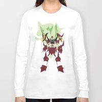 gurren lagann Long Sleeve T-shirts featuring TENGEN TOPPA GURREN LAGANN by JHTY