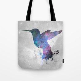 Galaxy Series (Hummingbird) Tote Bag