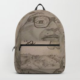 Who wants RUM HAM?! Backpack