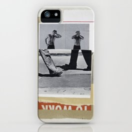 Nomad iPhone Case
