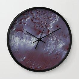 Planet surface — Io (Jupiter) Wall Clock