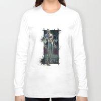 walking dead Long Sleeve T-shirts featuring Walking Dead by kcspaghetti