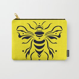 Save the bumblebee by #Bizzartino Carry-All Pouch