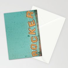 Rocker Stationery Cards
