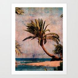Sunset Beach, Hawaii Art Print