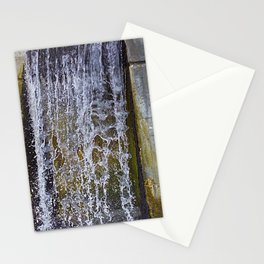 Frozen Water Stationery Cards