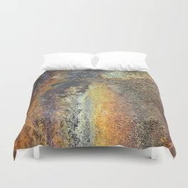 Oxidized Pattern Duvet Cover