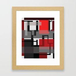 Transparencias Framed Art Print