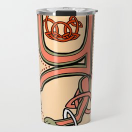 Fox - Letter Y Travel Mug