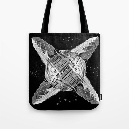 kaleidoscope  architecture Tote Bag