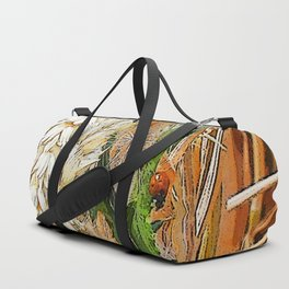 Where's the ladybug? Duffle Bag