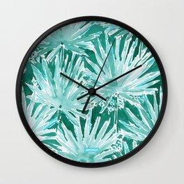 PALMETTO PARADISE Wall Clock