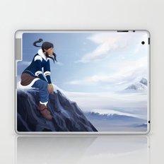 Korra's Homeland Laptop & iPad Skin