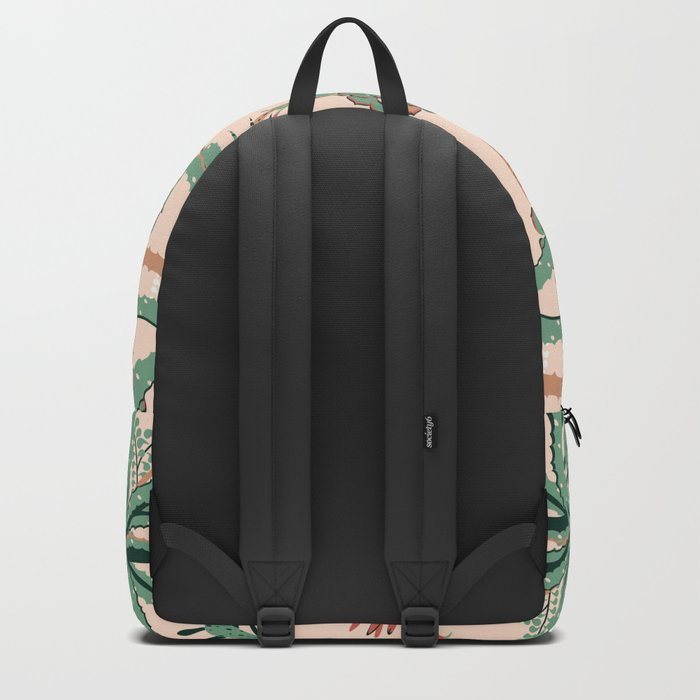Succulents Jungle Backpack