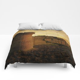 On Shakespeare Cliff Comforters