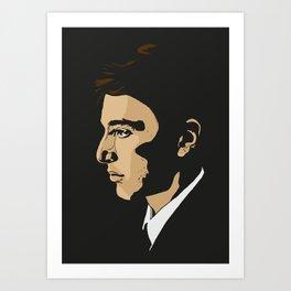 Michael Corleone - The Godfather Part I Art Print