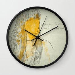 jamais Wall Clock