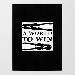 A World To Win Poster