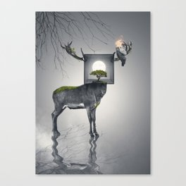 Within Canvas Print