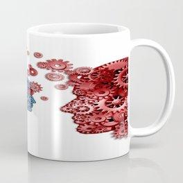 Head of the mechanisms Coffee Mug