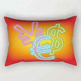CA$H Rectangular Pillow